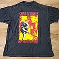 Guns N' Roses - TShirt or Longsleeve - Guns N' Roses - '91 Use Your Illusion -  Brockum official T-shirt
