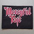 Mercyful Fate - Patch - Mercyful Fate  - logo patch