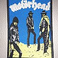 Motorhead - Ace of spades - woven patch