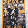 Hallows Eve - Patch - Hallow's Eve  -  Death & Insanity  - woven patch