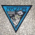 Razor - Patch - Razor - Executioner's Song - official woven patch