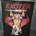 Exciter - Patch - Exciter - Long live the Loud -  Backpatch