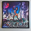 Jag Panzer - Patch - Jag Panzer - Tyrants - woven patch