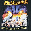 Blind Guardian - TShirt or Longsleeve - Blind Guardian  - Battalions of Fear   size - L / XL