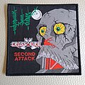 Crossfire - Patch - Crossfire - Second Attack  woven patch