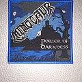 Minotaur - Power of darkness - woven patch