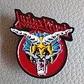 Judas Priest - Pin / Badge - Judas Priest - Defenders of the Faith - official pin enameled