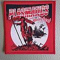 Plasmatics - Patch - Plasmatics - Wendy and Lemmy - woven patch