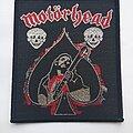 Motörhead - Patch - Motorhead - Lemmy - woven patch