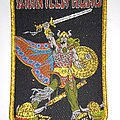 Manilla Road - Patch - Manilla Road - woven patch
