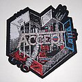 Accept - Patch - Accept -  Metal Heart  -  woven patch