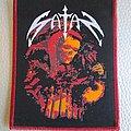 Satan - Patch - Satan - woven patch