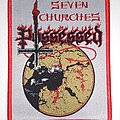 Possessed - Patch - Possessed - Seven Churches - woven patch