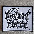 Violent Force - Patch - Violent Force  logo woven patch