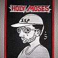 Holy Moses - Patch - Holy Moses  S.S.P.  embroidered patch