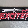 Exciter - Patch - Exciter - Maniac patch