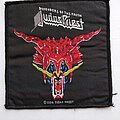 Judas Priest - Patch - Judas Priest  -  Defenders of the Faith - woven patch