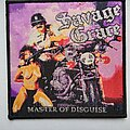 Savage Grace - Patch - Savage Grace - Master of Disguise - woven patch