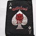 Motörhead - Patch - Motorhead - Ace of Spades - original woven patch
