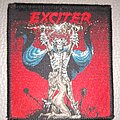 Exciter - Patch - Exciter - Long live the Loud -  woven patch