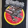 Judas Priest - Patch - Judas Priest  -  Screaming for Vengeance - back  patch