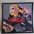 Razor - Patch - Razor - Evil Invaders - woven patch