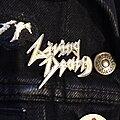 Living Death - Pin / Badge - Living Death - pin