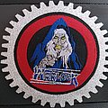 Warlock - Patch - Warlock - You Hurt My Soul - woven patch