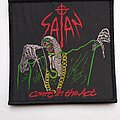 Satan - Patch - Satan - Court in the Act - woven patch