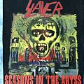 Slayer Seasons in the Abyss backpatch