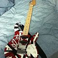 Other Collectable - My homemade Eddie Van Halen Frankenstrat