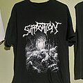 Suffocation - TShirt or Longsleeve - Suffocation Fucked Over shirt