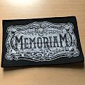 Memoriam - Patch - Memoriam Logo Patch