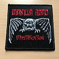 Manilla Road Mystification Patch