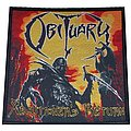 WANTED Obituary Xecutioner's Return Patch