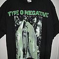 Type O Negative Beg To Serve Shirt