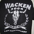 Wacken Open Air 2004 Shirt