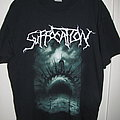 Suffocation 2008 UK Tour Shirt