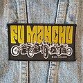 Fu Manchu Bikes Patch