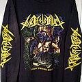 Toxic Holocaust - TShirt or Longsleeve - Toxic Holocaust Toxic Thrash Metal LS