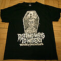 Cult Never Dies - TShirt or Longsleeve - Rotting Ways To Misery: The History of Finish Death Metal