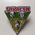 Saracen - Pin / Badge - Saracen - Heroes, Saints and Fools enamel pin