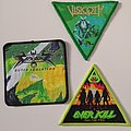 New patches: Visigoth, Vektor, Overkill