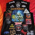 Iron Maiden - Battle Jacket - Stormbringer, the black jacket!