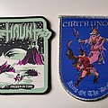Haunt - Patch - Haunt (Frozen in Time) and Cirith Ungol (King Of The Dead) patches