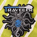 Traveler - Patch - Traveler - Traveler woven shaped patch