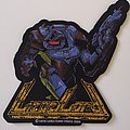 Liege Lord - Patch - Liege Lord Master Control woven patch