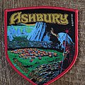 Ashbury - Endless Skies woven patch