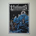 Vultures Vengeance - The Knightlore woven patch