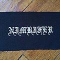 Nimbifer - printed logo patch